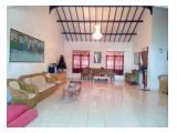 Sewa Villa di Sentul Bogor - Villa Bojong Koneng