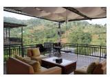 Nice View ke Bandung dan Gunung - Villa Springhill Syariah Bandung - 4BR+1 Family Only