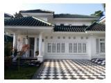 Sewa villa di puncak  murah