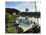 Sewa villa murah kolam renang pribadi dan umum di puncak
