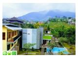 Sewa Villa Di Puncak With Private Fool, Nuansa Pegunungan