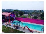 Reservasi Villa Kolam Renang Pribadi Cipanas Puncak - Ready villa 2 s/d 15 kamar