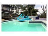 Sewa Villa di Puncak dengan Kolam Renang Pribadi Harga Murah