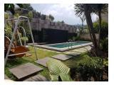 sewa villa puncak frivate pool villa joddy 4kmr tdr