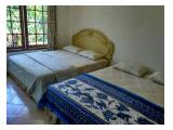 Villa Sejuk Asri Di Lokasi Tdk Jauh dr Jalan Raya Puncak