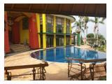 villa garden 3 kamar
