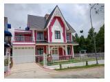 Sewa villa di puncak kotabunga Cipanas masih tersedia 2 s/d 10 kamar tidur