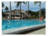 Reservase sewa villa coolibah kolam renang pribadi cipanas puncak
