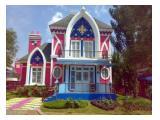 Reservase sewa villa kota bunga puncak danau little venice