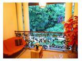 Sewa Harian Villa 5 Kamar Tidur Dekat Pusat Kota di Bandung – Pasteur Rumah Villa