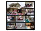 Villa GSP 6 kamar tidur dengan fasilitas kolam renang pribadi