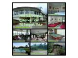 Villa bukit danau 15 kamar tidur untuk kapasitas rombongan
