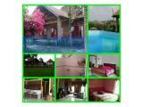 villa kota bunga, Puncak resort, bukit danau dan Cipanas