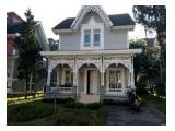 Disewakan Villa di Kota Bunga Puncak, Bogor – Sedia Berbagai Type