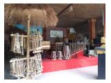 Rent of villa kampung artist in Gianyar Valley bali