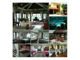 Villa bukit danau lot B, 5 kamar tidur kolam renang pribadi