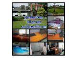 Villa arisela cipanas, 6 kamar tidur kolam renang pribadi
