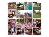 Villa Cendrawasih kembar 4 kamar tidur