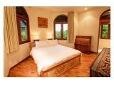 Kamar tidur yang hangat dan nyaman