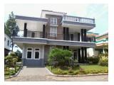 Disewakan Villa di Kota Bunga Puncak, Bogor - Sedia Berbagai Type