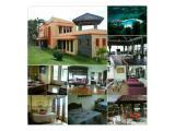Villa bukit danau lot A, 5 kamar tidur, kolam renang pribadi