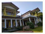 Sewa Villa Bagus di Tepi Lapangan Golf Rainbow Hills Sentul