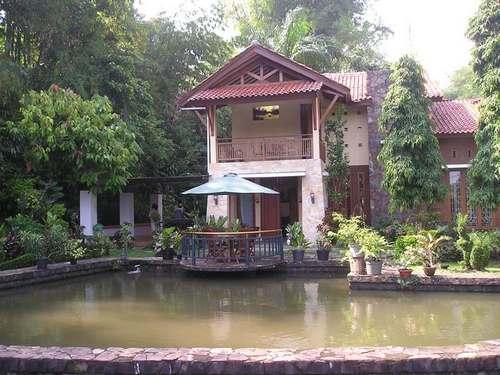 Sewa Villa Pemancingan Di Bogor Villa For Rent