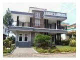 Villa seruni minimalis, 5 kamar tidur, villa kota bunga puncak