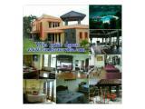 Villa bukit danau lot A, 5 kamar tidur, kapasitas 60 orang