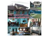 Villa cendrawasih putih 5 kamar tidur, kolam renang pribadi