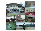 Villa bukit danau 15 kamar tidur