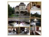 Villa kota bunga puncak, type viqtorian 3 kamar tidur