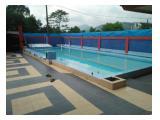 villa cibodas berpasilitas kolam renang pribadi