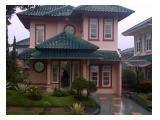 Villa Gunung Arjuna