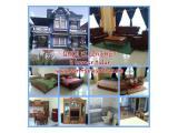 Villa kota bunga puncak, type Quin Elizabeth 5 kamar tidur