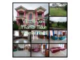 Villa puncak resort dengan kapasitas 40-60 orang